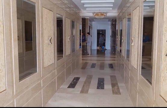 مقر ترخيص اداري مساحة 750م لليع في موقع مميز بزهراء المعادي