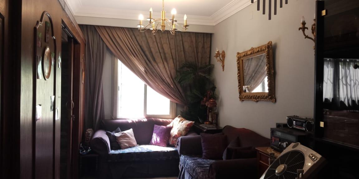 شقق للبيع شقة للبيع في المعادي الجديدة صقر قريش عمارات السعودية 130م ارضي