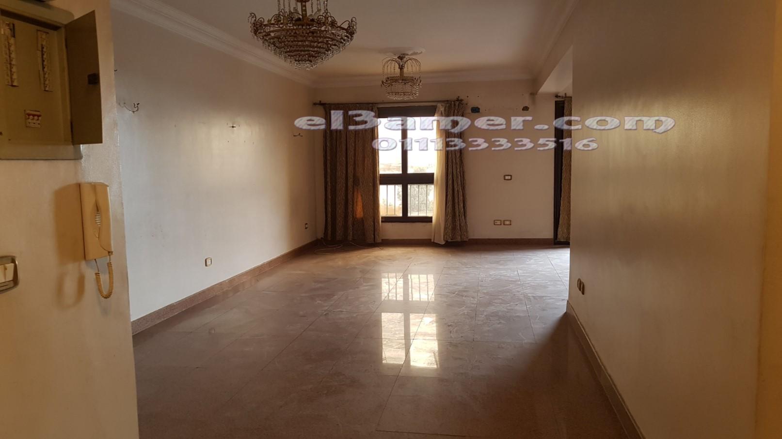 شقق للبيع شقة للبيع 171م متشطبة في زهراء المعادي ابراج مصر للتعمير