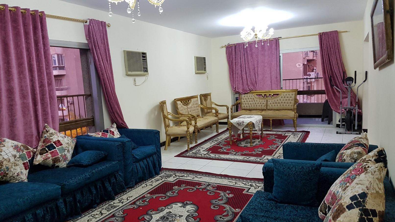 شقق للبيع شقة للبيع 177م في زهراء المعادي قرب مدرسة العلياء