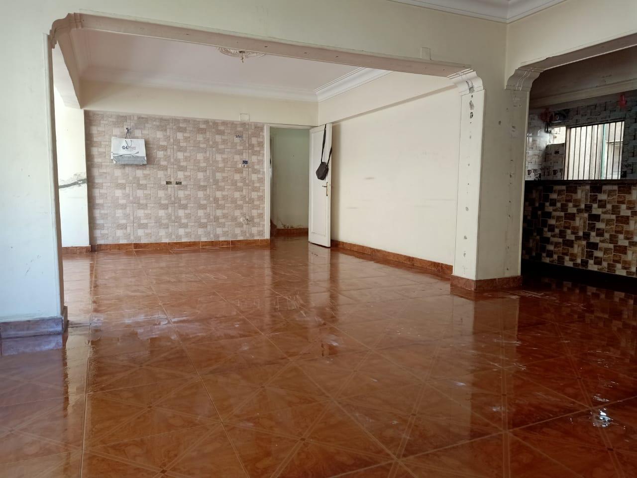 شقق للبيع , شقة للبيع 148م في زهراء المعادي الشارع الرئيسي بعد فودافون